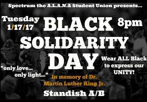 Black Solidarity Day to Celebr...