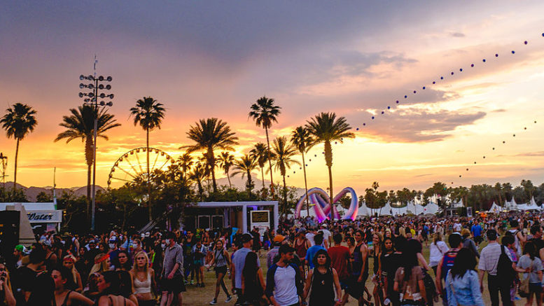 Glad I'm Not at Coachella Right Now – The Chronicle